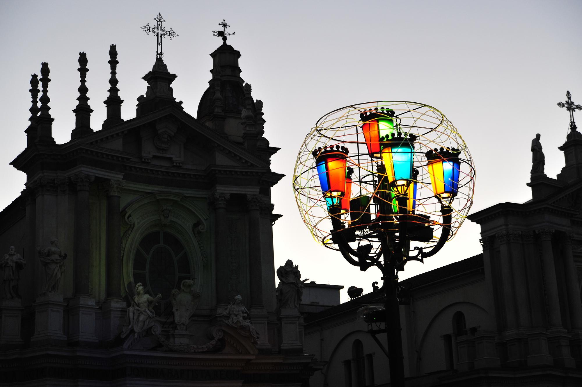 Flyter I Turin